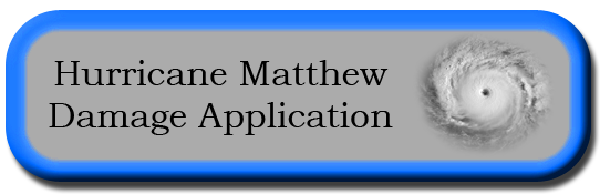 Hurricane Matthew Damage Application Button