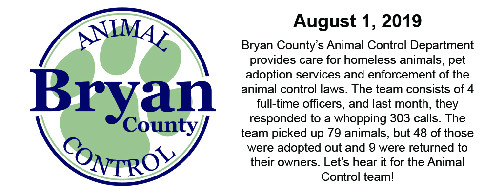 County Construction News | Bryan County